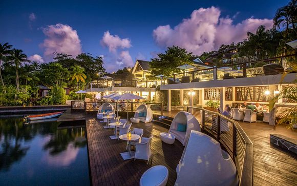 Marigot Bay Resort and Marina By Capella 5*