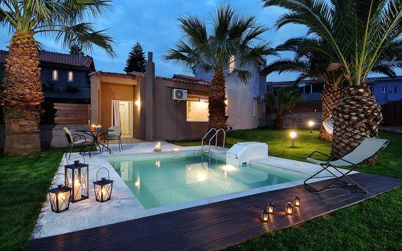 Paradise Island Villas 5*