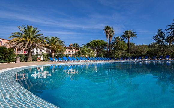 Soleil Vacances Residence Les Perles de Saint Tropez