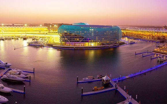 Yas Viceroy Abu Dhabi 5*