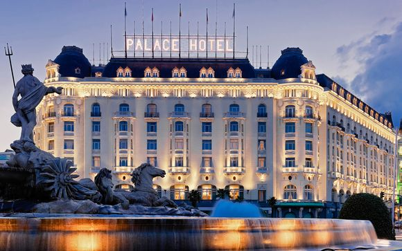 Westin Palace Madrid 5*