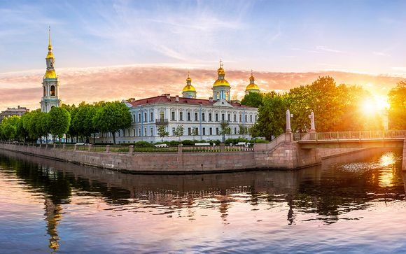 Dreamy Design in St. Petersburg