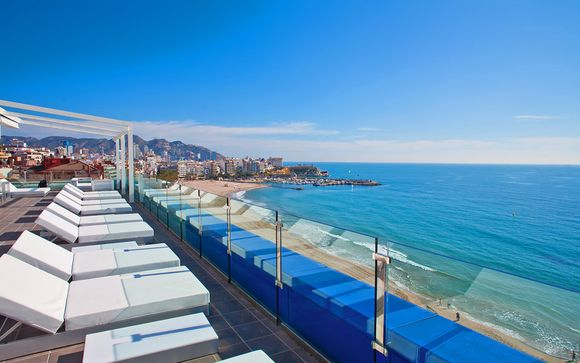 All Inclusive Paradise in Benidorm