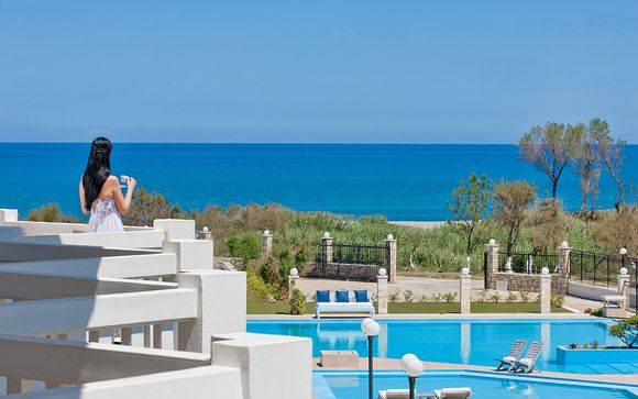 Chryssana Beach Hotel 3*