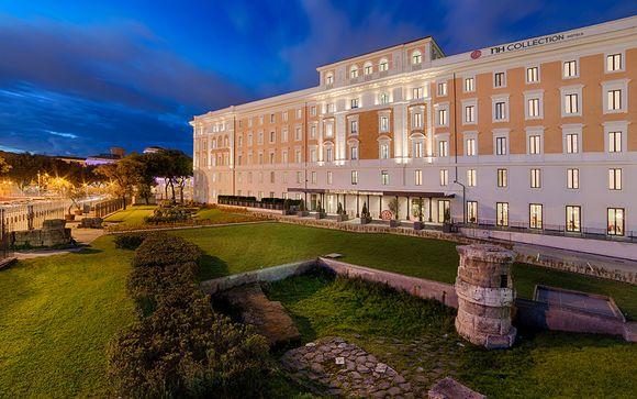 NH Collection Palazzo Cinquecento 5*