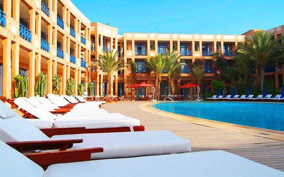 Le Medina Essaouira Hotel Thalassa Sea & Spa 5*