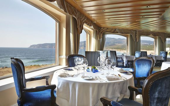 17th Century Fortress with Michelin Star Restaurant