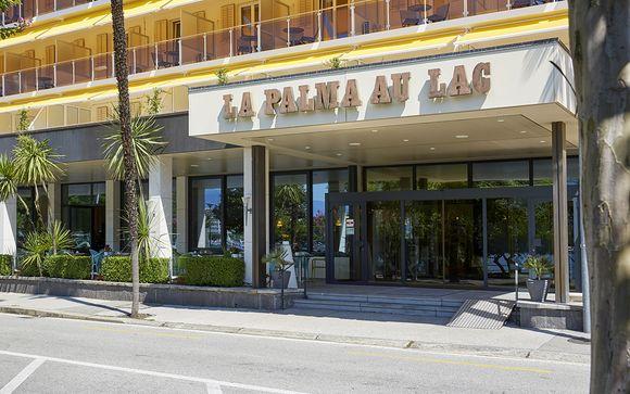 H+ La Palma Hotel & Spa Locarno 4*