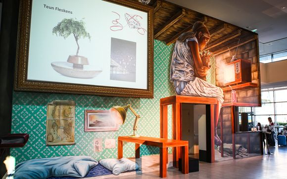 Dutch design hotel artemis 4 voyage priv up to 70 for Dutch design hotel