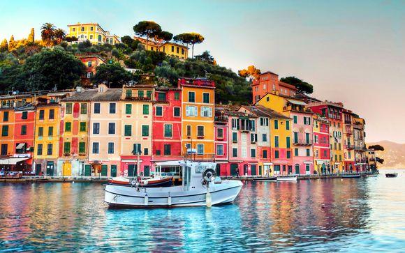 Historic Hotel on the Italian Riviera