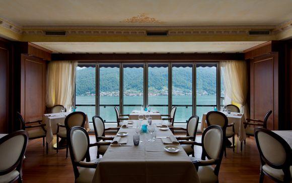 Swiss Diamond Hotel Lugano Mountain View Room