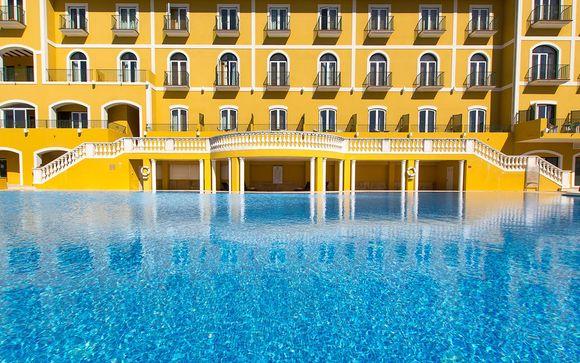 Majestic Hotel in Serene Surroundings