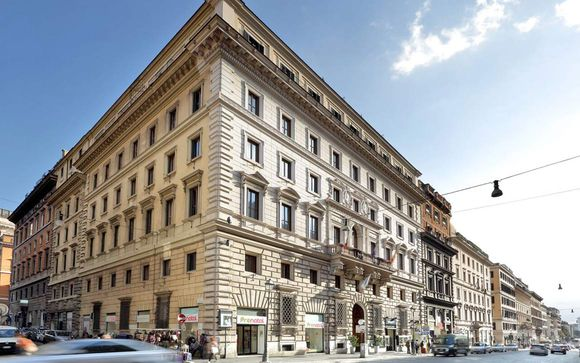 Eurostars International Palace 4*