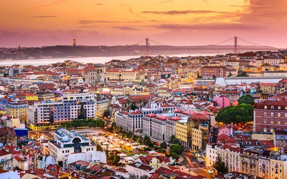 Cosmopolitan Central Lisbon Stay