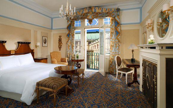 Elegant Art Nouveau Luxury