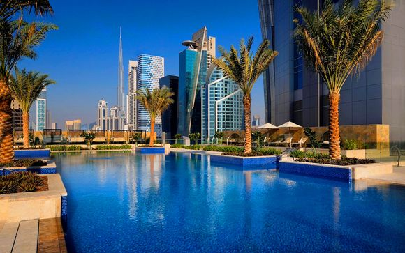 5* Luxury with 14 Restaurants and Spa in Dubai