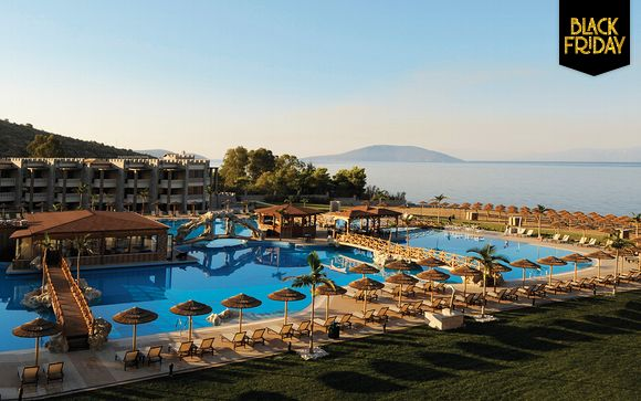 Prestigious Beachfront Hotel Near Archaeological Treasures