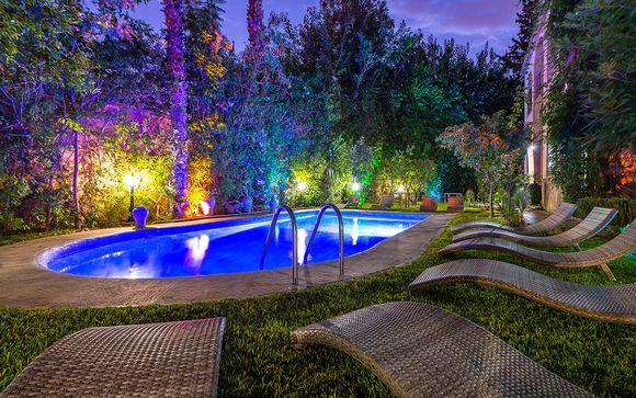 Art Deco Suite Retreat