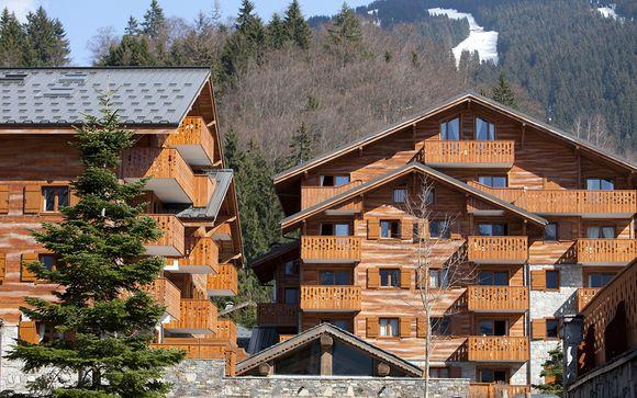 Pierre et Vacances Premium Residence Les Fermes du Soleil 4*