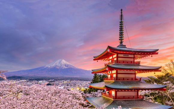 Tokyo & Kyoto + Optional Beijing Stopover