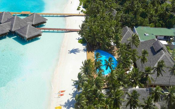 Medhufushi Island Resort 4* & Optional Dubai Stopover