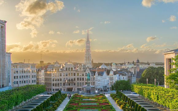 NH Brussels City Centre 4*