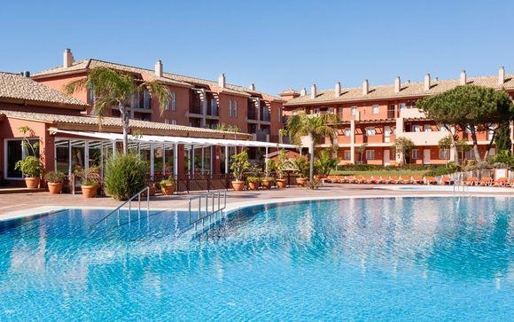 Sunshine Apartments in Cadiz