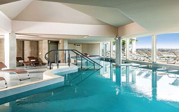 Hotel Les Bains de Camargue by Thalazur 4*