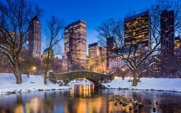 Westside Manhattan Glamour