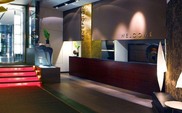 Hotel Ercilla 4*