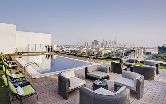 Melia Dubai 5*