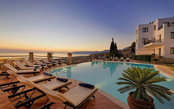 Creta Blue Boutique Hotel 4*