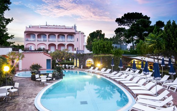 Charming Hotel in the Heart of Ischia