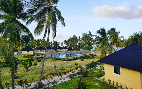 Khulala Ocean View Bungalows 4*