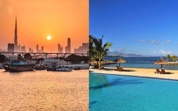 City Dazzle & All Inclusive Beachside Bliss