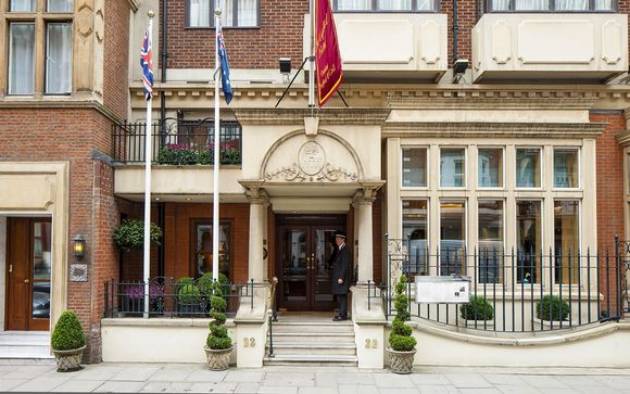 Knightsbridge Boutique with Michelin Starred Dining