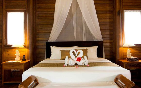 Mansion Baliwood Resort Ubud 5*