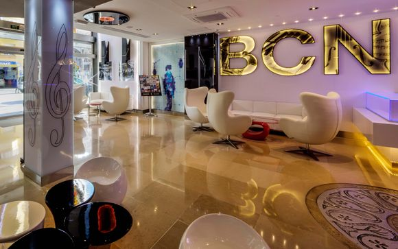 Hotel Evenia Rocafort 3*