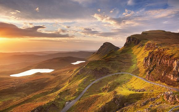 Edinburgh, Highlands and Isle of Sky Auto Tour