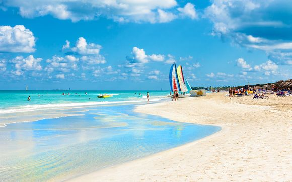 Cultural Cuban Tour & All Inclusive Beach Stay