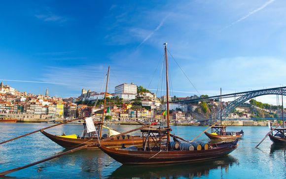 Cultural Break in Sunny Porto