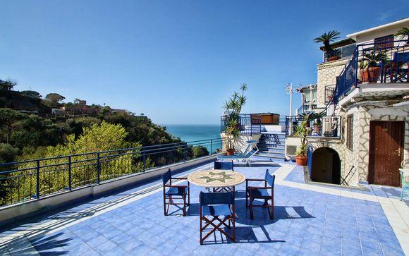 Classical Hotel on the Beautiful Sorrento Coast