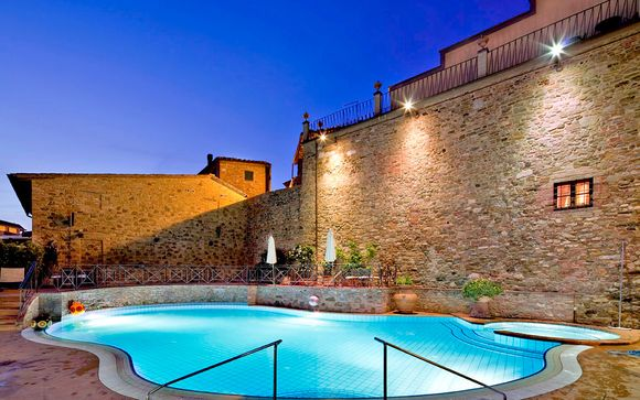 Romantic 16th Century Tuscan Retreat