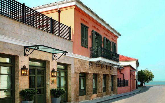 The Captain's House Boutique Hotel 4*
