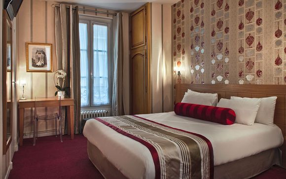 Hotel Romance Malesherbes 3*