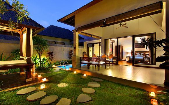 Transera Grand Kancana Villas Bali 4*