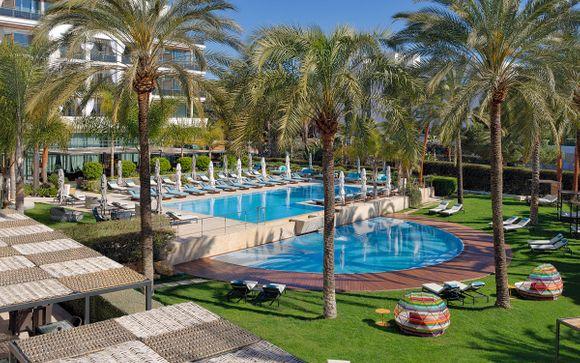 Hotel Aguas de Ibiza Lifestyle & Spa 5*