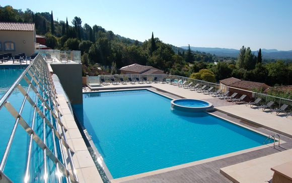 Apartment Stay in Provence