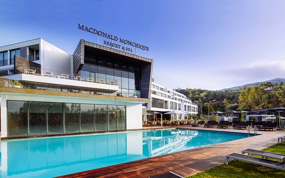Macdonald Monchique Resort and Spa 5*