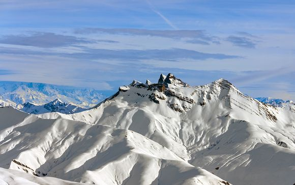 Winter-Stay in a Lovely Ski Hotel